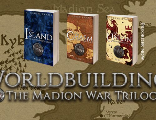 Creating a Real World from Fantasy in Madion Trilogy