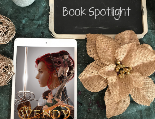 Book Spotlight: Wendy