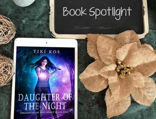 Friday Reads: Daughter of The Night