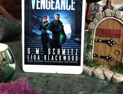 Friday Reads: Vengeance