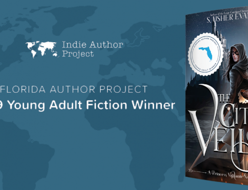 The City of Veils – Your 2019 Florida Author Project YA Book of the Year!